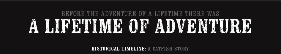 A Lifetime Of Adventure